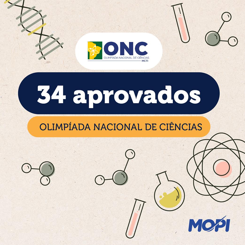 Olimpíada - Ciências